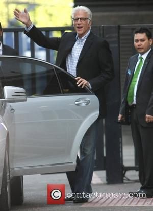 Ted Danson outside the ITV Studios London, England - 29.05.12
