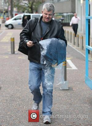 Adrian Chiles  at the ITV studios London, England - 01.12.11