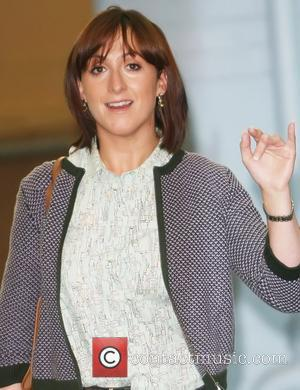 Natalie Cassidy outside the ITV studios London, England - 05.10.12