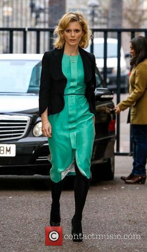 Emilia Fox Celebrities at the ITV studios  Featuring: Emilia Fox Where: London, United Kingdom When: 10 Jan 2013