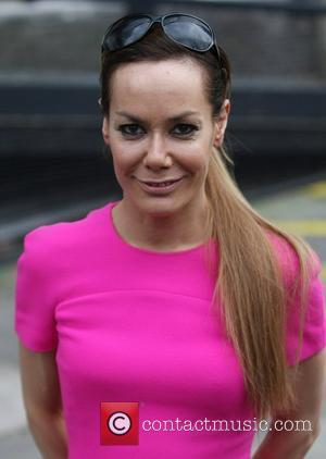 Tara Palmer-Tomkinson at the ITV studios  London, England - 21.02.12