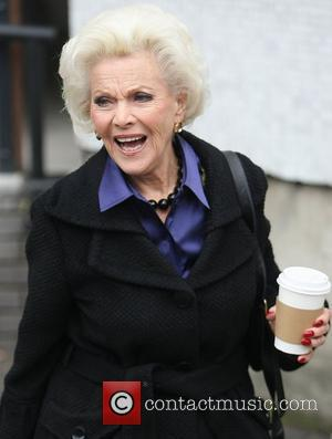 Honor Blackman and Itv Studios