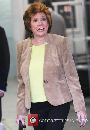 Cilla Black Signs Up For Charity Walk