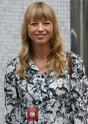 Sara Cox at the ITV studios London, England - 11.09.12