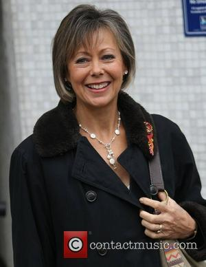 Jenny Agutter at the ITV studios London, England - 08.02.12