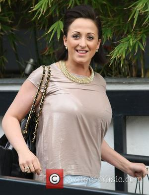 Natalie Cassidy at the ITV studios London, England - 13.04.12