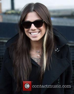 Christina Perri outside the ITV studios London, England - 23.02.12