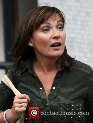 Lorraine Kelly at the ITV studios London, England - 03.10.12