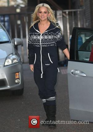 Jennifer Ellison and Itv Studios