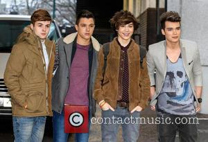 Jaymi Hensley, Jamie, Hamblett, Josh Cuthbert, George Shelley and Union J