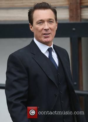 Martin Kemp outside the ITV studios  London, England - 20.01.12