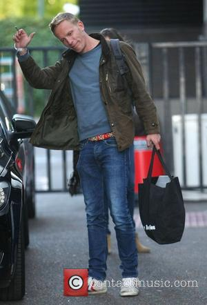 Laurence Fox at the ITV studios London, England -25.09.12