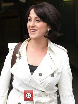 Natalie Cassidy leaves the ITV studios London, England - 09.05.12