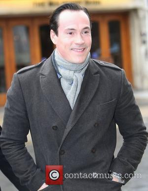 Chris Klein at the ITV studios London, England - 17.04.12