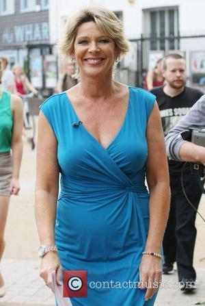 Ruth Langsford at the ITV studios London, England - 17.07.12