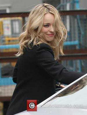 Rachel McAdams outside the ITV studios London, England - 18.01.12