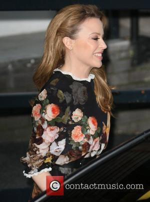 Kylie Minogue and Itv Studios