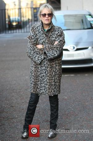 Twiggy at the ITV studios London, England - 30.11.11