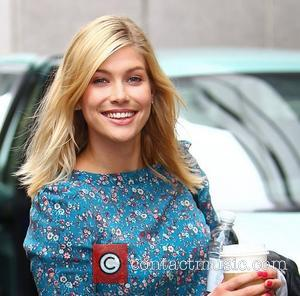 Lauren Drummond at the ITV studios London, England - 31.07.12
