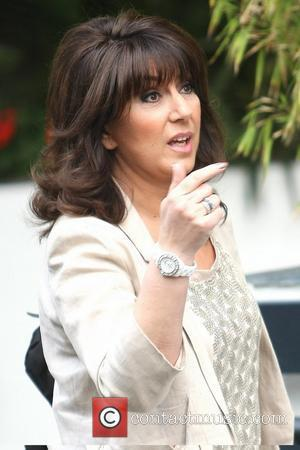 Jane McDonald Celebrities at the ITV studios London, England - 04.07.12