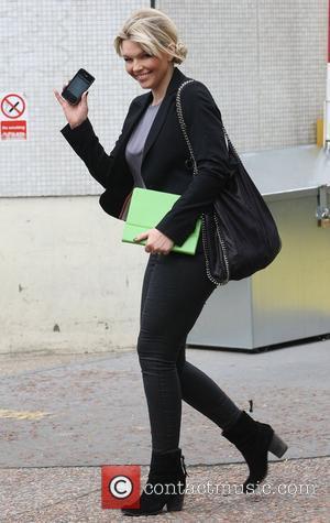 Kate Thornton at the ITV studios London, England - 09.07.12