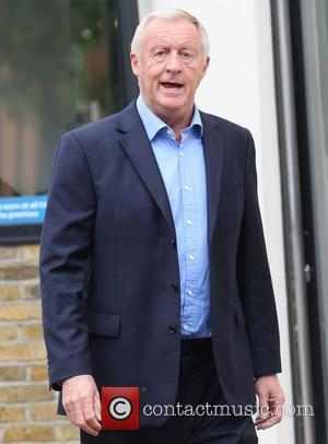 Chris Tarrant at the ITV studios London, England - 09.07.12