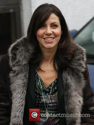 Julia Bradbury at the ITV studios London, England - 27.02.12