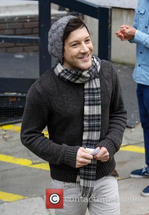 Matt Cardle Celebrities at the ITV studios  Featuring: Matt Cardle Where: London, United Kingdom When: 04 Jan 2013