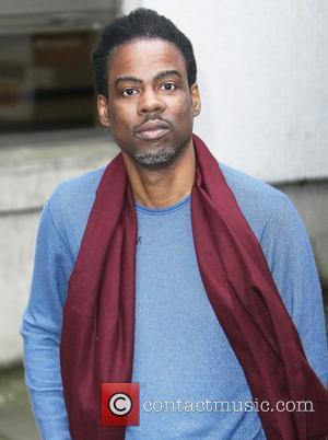 Chris Rock at the ITV studios  London, England - 10.05.12