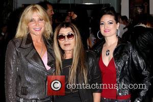 Pamela Bach-hasselhoff, Julia, Lady J' Gerard and Vikki Lizzi
