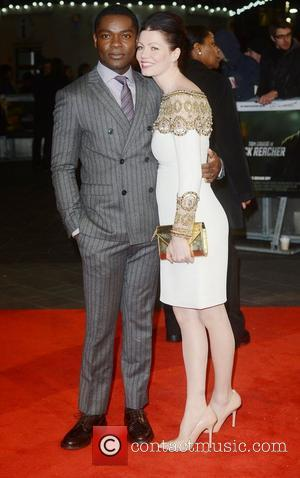 David Oyelowo, Jack Reacher, Odeon, Leicester Square, London and England