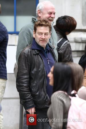 Kenneth Branagh? That's Sir Kenneth Branagh To You!