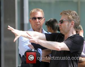 Kevin Costner and Kenneth Branagh