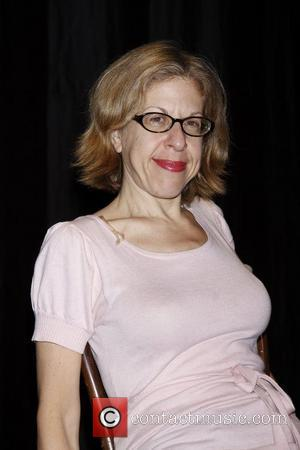 Jackie Hoffman during rehearsals for 'Jackie Hoffman's A Chanukah Charol' at New World Stages New York City, USA - 06.12.11