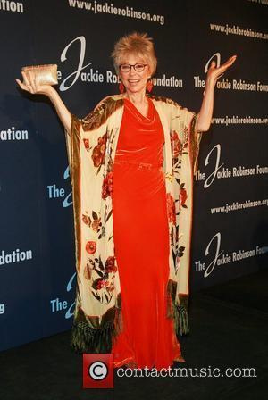 Rita Moreno 2012 Jackie Robinson Foundation awards dinner at The Waldorf Astoria New York City, USA - 05.03.12