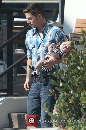 Nikki Reed Is Godmother To Jackson Rathbone's Son
