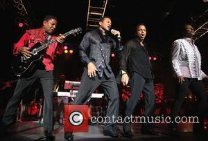 Tito Jackson, Jackie Jackson and Jermaine Jackson