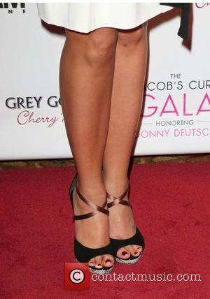 Katie Lee,  at the Dream Big! The Jacob's Cure 2012 gala at Cipriani Wall Street. New York City, USA...