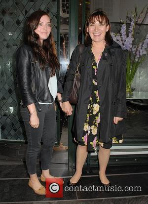 Rosie Kelly and Lorraine Kelly,  at the Jake Arnott Book Launch Party at The Ivy Club. London, England -...