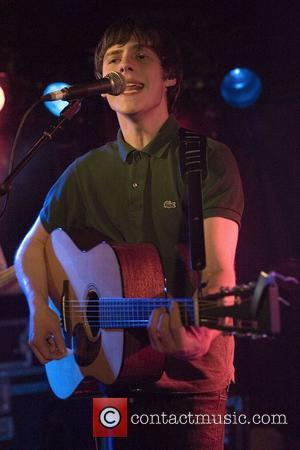 Jake Bugg, real name Jacob Kennedy, playing a headline gig at King Tuts Glasgow, Scotland - 21.11.12