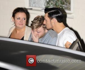 James Arthur, Rylan Clarke and X Factor