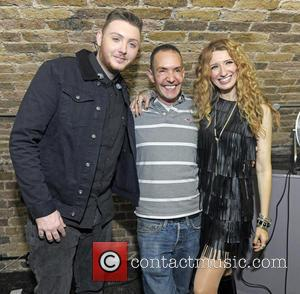 James Arthur, Guest, Melanie Masson and X Factor