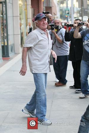 James Caan leaving a Medical Office Building in Beverly Hills Los Angeles, California - 30.01.12