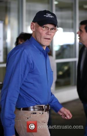 James Carville, Los Angeles International, James Carville