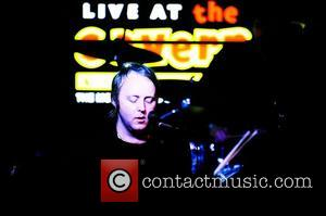 James McCartney oerforming at the Cavern Liverpool, England - 03.04.12