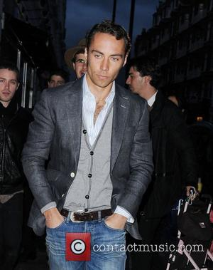 James Middleton attends Polo Life launch party held at the The Brompton Club. London, England - 18.04.12