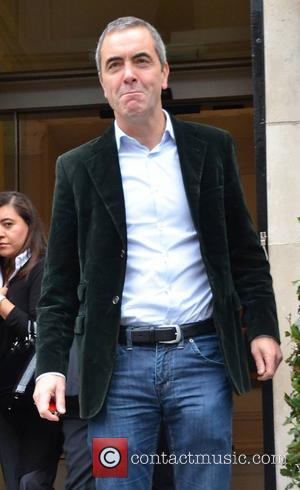 James Nesbitt  spotted leaving The Merrion Hotel  Dublin, Ireland - 08.10.12