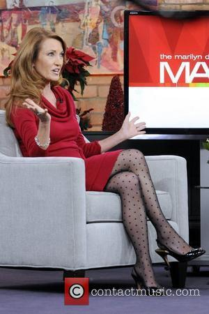 Jane Seymour  appears on CTV's 'Marilyn Denis Show' Toronto, Canada - 12.12.11