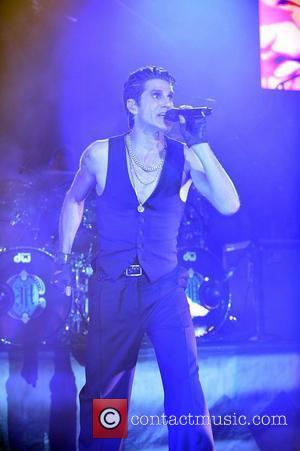 Perry Farrell and Jackie Gleason