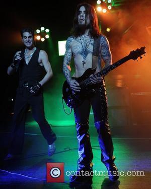 Perry Farrell and Dave Navarro Janes Addiction performs at the Fillmore Miami Beach  Miami Beach, Florida - 22.05.12